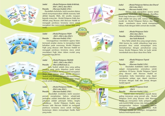 Katalog Buku Ajar IHBS