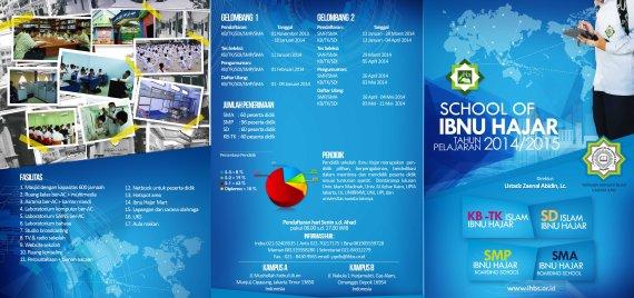 Penerimaan Peserta Didik Baru (PPDB) SMA Ibnu Hajar Boarding School (SMA IHBS) TP. 2014/2015